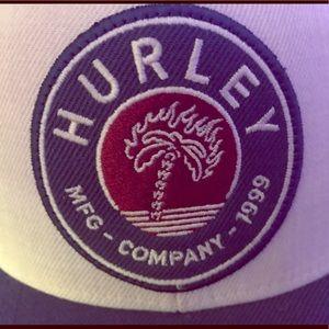 Hurley hat brand new